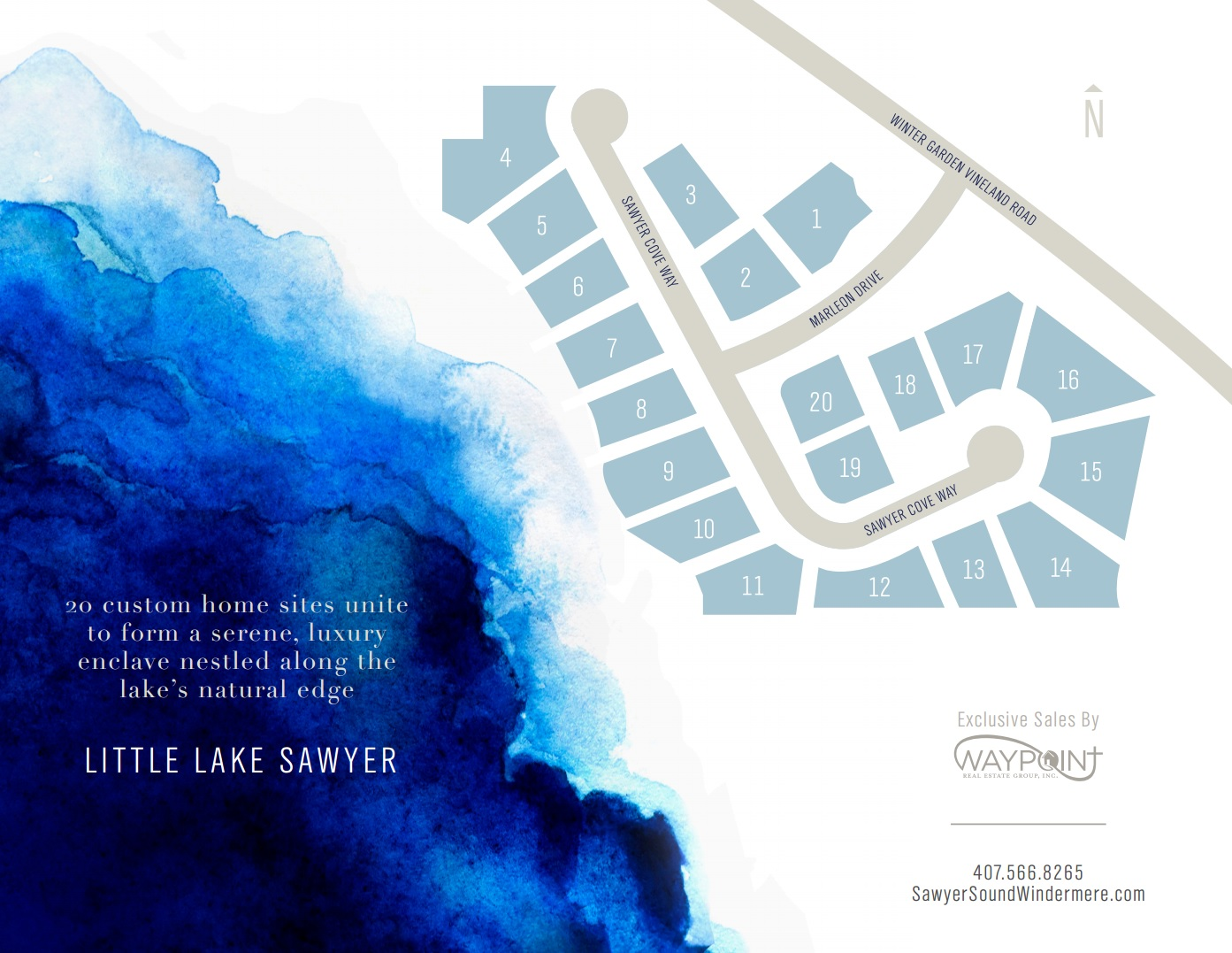 Sawyer Sound Community Map