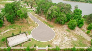 Sawyer Sound Windermere new homes - aerials 21