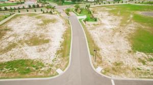 Sawyer Sound Windermere new homes - aerials 7