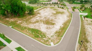 Sawyer Sound Windermere new homes - aerials 9